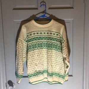 Cabin Creek sweater